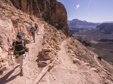 Grand Canyon Hiking: How to Survive It and Enjoy It