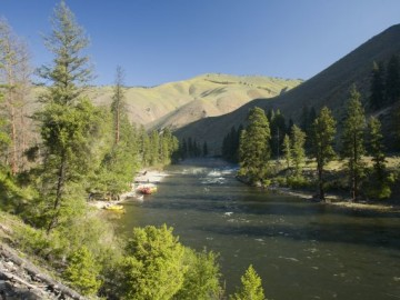 Rafting The Salmon River And The Restorative Power Of Wilderness