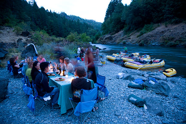 Confessions Of A First-Time Rafting Trip Paddler
