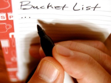 Bucket List Ideas For A Fulfilled Life