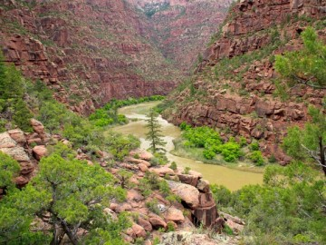 The Green River Makes The Most Endangered Rivers List