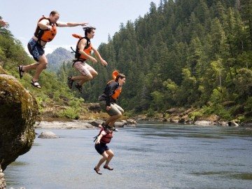 20 Reasons Why A Rafting Trip Is The Perfect Family Getaway