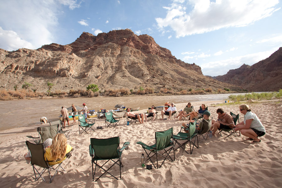 5 Places You Won't Believe You Find Sand After A River Trip