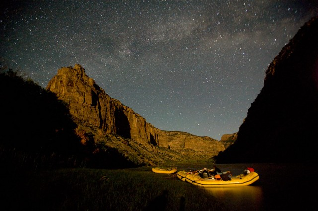 Camping along the Yampa River is an ageless, timeless experience.