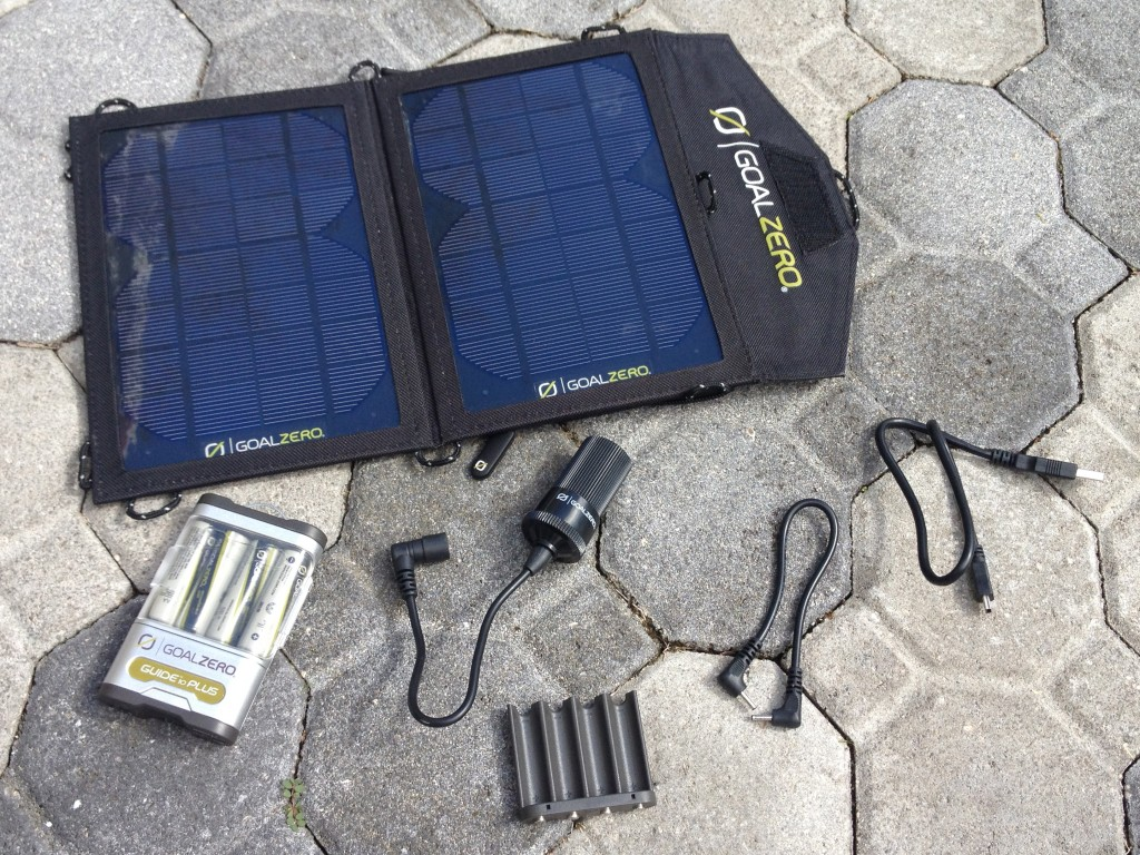 Gifts for Outdoor Lovers | Goal Zero Solar Charger