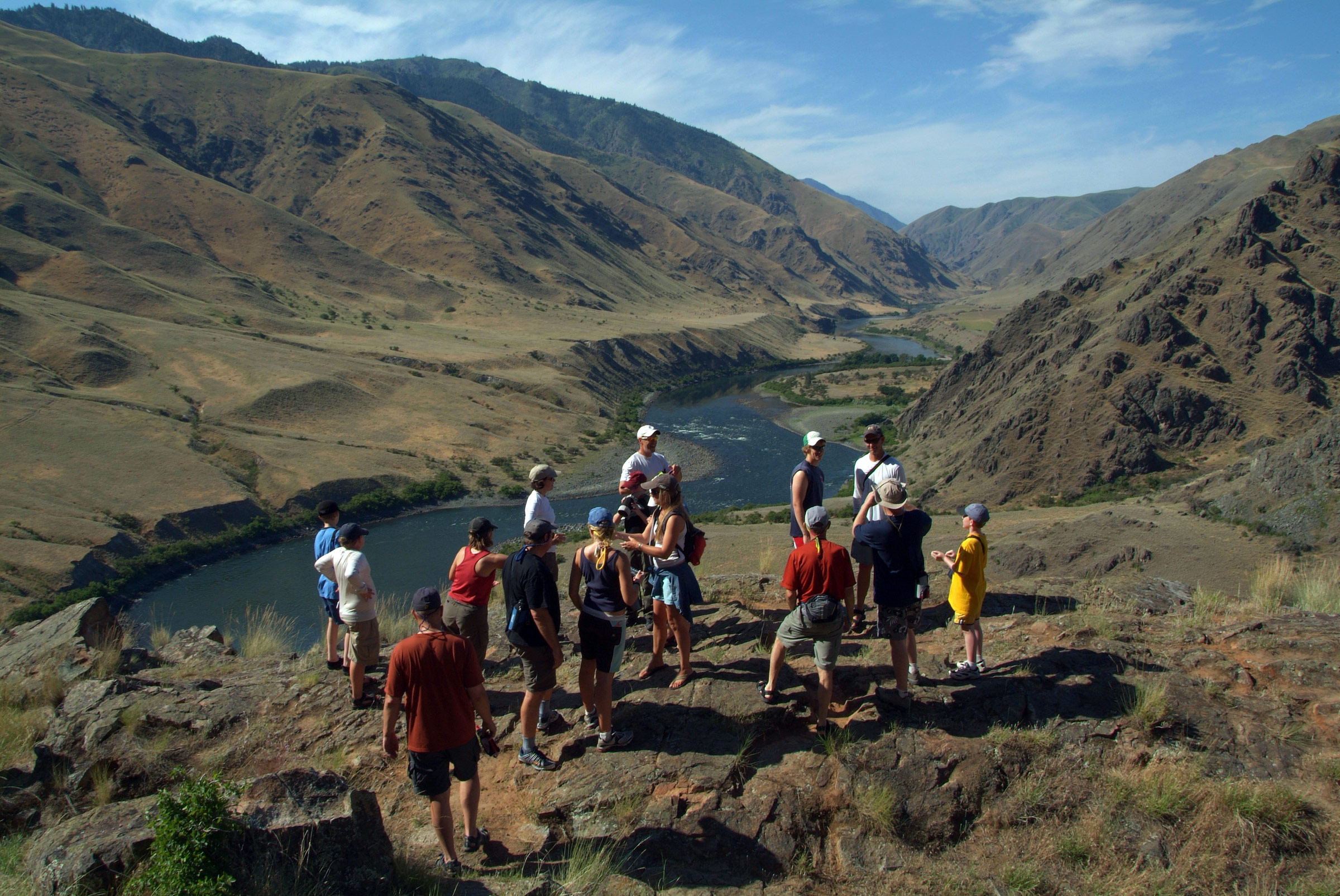 7 Incredible River Hikes O A R S River Currents