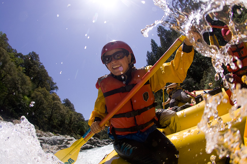 California: A State of Whitewater