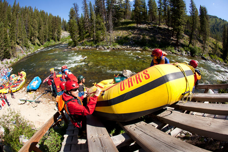 What Not to Bring on a Rafting Trip (Ever)