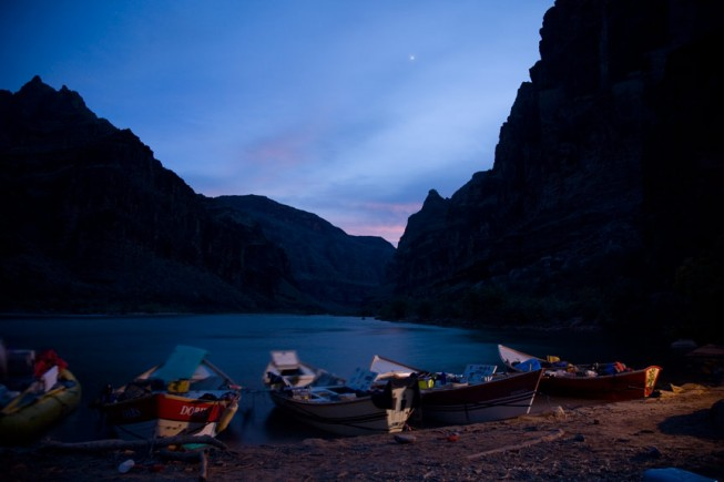 Grand Canyon Dories