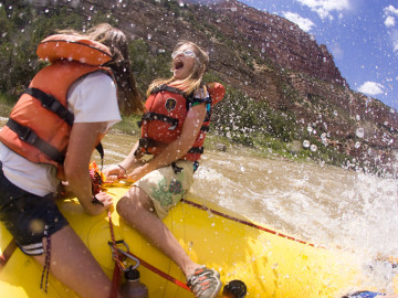 How to Sell a Rafting Trip to Your Non-adventure-loving Family