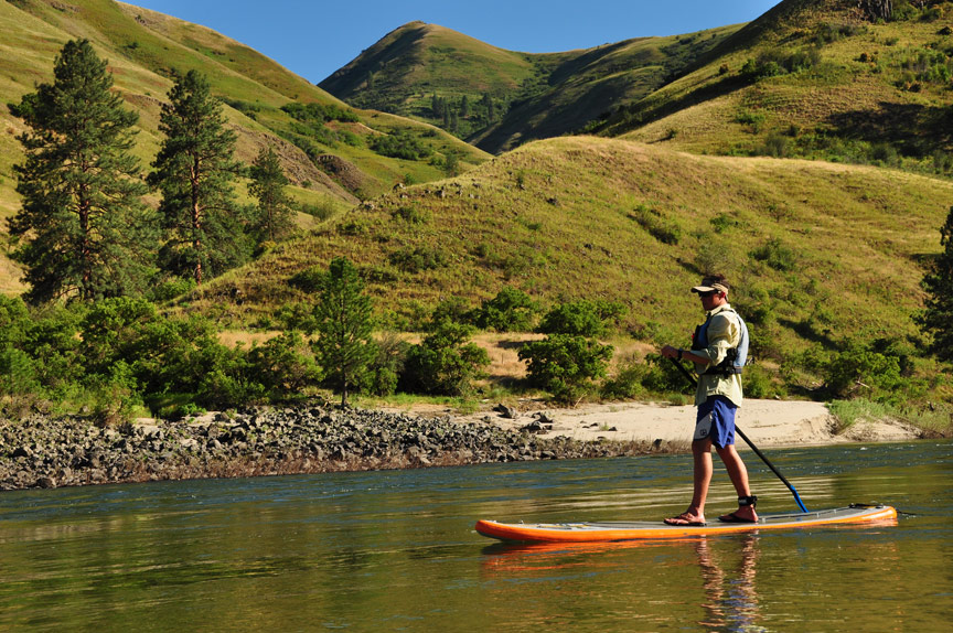 Gifts for Outdoor Lovers   Stand up Paddleboard