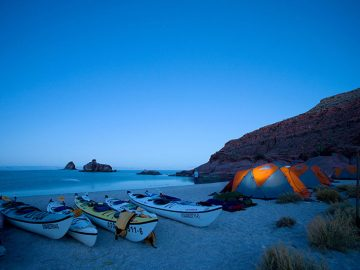10 of the Best Sea Kayaking Spots in the World | Baja