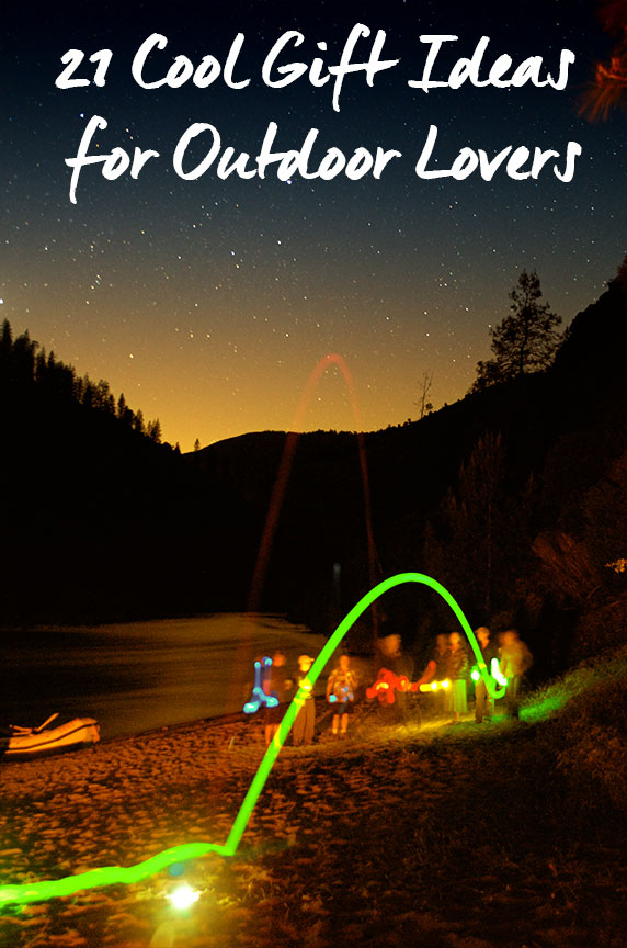 21 Cool Gift Ideas for Outdoor Lovers