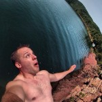 GoPros and backflips! Photo: Seth Maurer O.A.R.S. Outdoor Selfie Contest Favorite