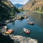 16.  Snake River through Hells Canyon | Border between Oregon and Idaho Photo by Aimee Madsen