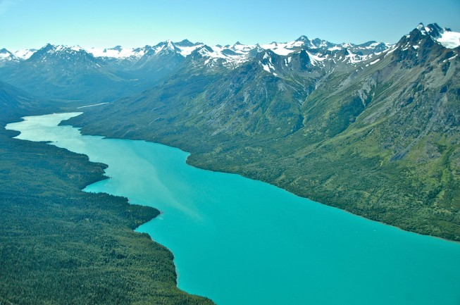Chilko Lake, BC