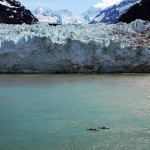 Glacier Bay National Park, Alaska For a one-of-a-kind perspective of Margerie Glacier, paddlers can tackle the waters of Glacier Bay, part of Glacier National Park & Preserve. Photo: Raniel Diaz