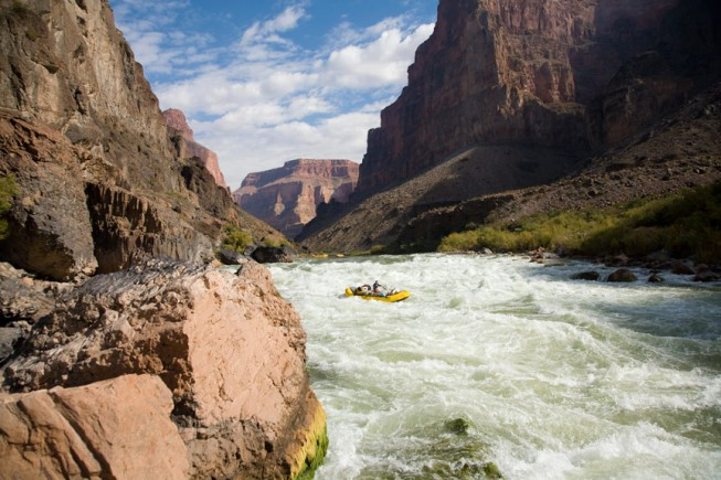 Grand Canyon rafting trips