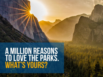 Love Our National Parks? Tell Us Why to Win