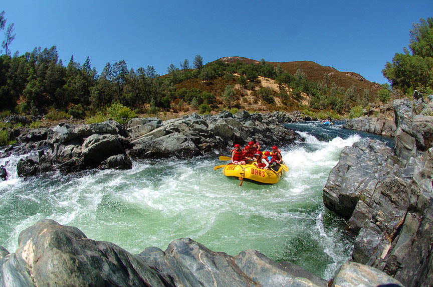 Does the California Rafting Season Look Dismal?