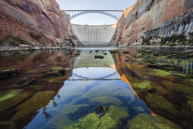 Glen Canyon Dam - Photo: Ben Knight