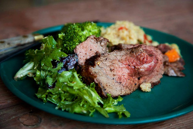Insanely good recipes from the river: Tri-tip