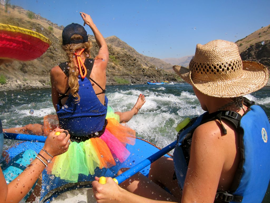 4 myths about whitewater rafting