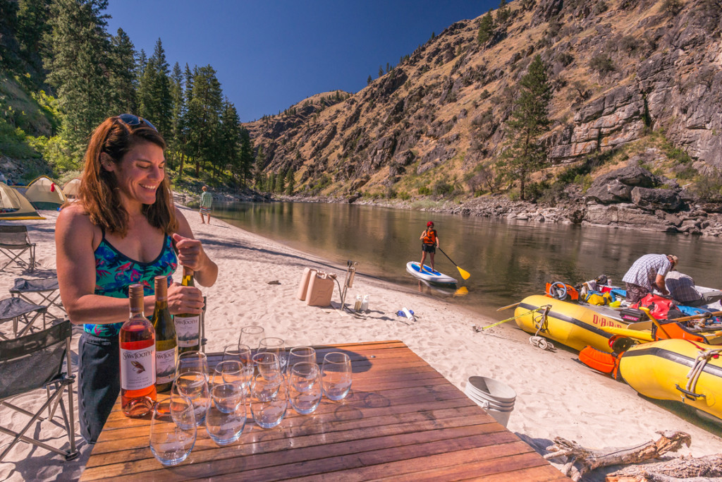 O.A.R.S. Epicurean Adventure on Idaho's Main Salmon River with Whole Journeys_James Kaiser