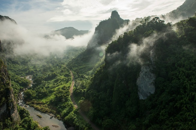 River of Eden: Fiji's Navua - Photo: Pete McBride