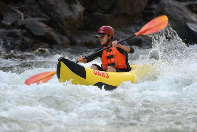 Middle Fork Salmon River kayaking