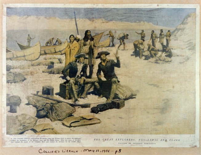 The Lewis and Clark Expedition | Photo: Library of Congress