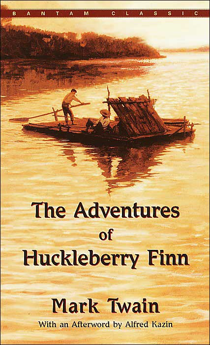 racist terms in mark twains adventures of huckleberry finn Mark twain's the adventures of huckleberry finn is a novel about a young boy's coming of age in the missouri of the mid-1800's the main character, huckleberry finn, spends much time in the novel floating down the mississippi river on a raft with a runaway slave named jim.
