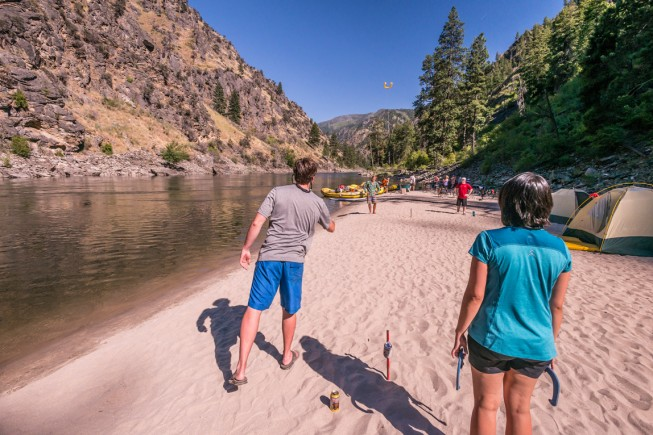Best Multi-day Rafting Trips for First-timers | Main Salmon River, Idaho | Photo: James Kaiser
