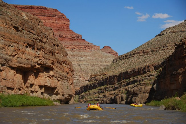 Best Multi-day Rafting Trips for First-timers | San Juan River, Utah