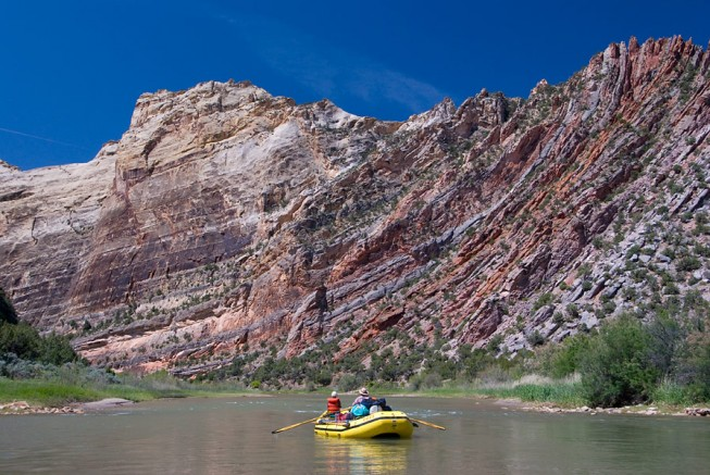 Best Multi-day River Trips for First-timers | Green River through the Gates of Lodore, Utah