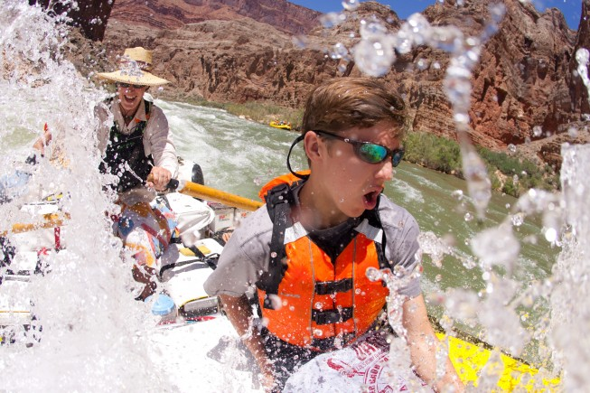 Best Multi-day Rafting Trips for First-Timers | Lower Grand Canyon