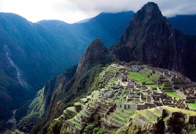 A Family Vacation to Peru