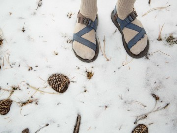 How a Rafting Addict Survives the Winter