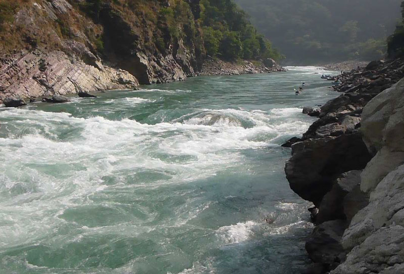 10 of the World's Best Whitewater Rapids
