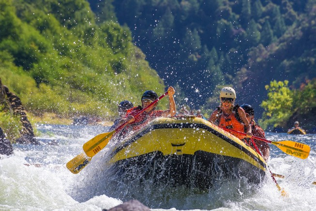 Rogue River Rafting trip with O.A.R.S. | Photo: James Kaiser