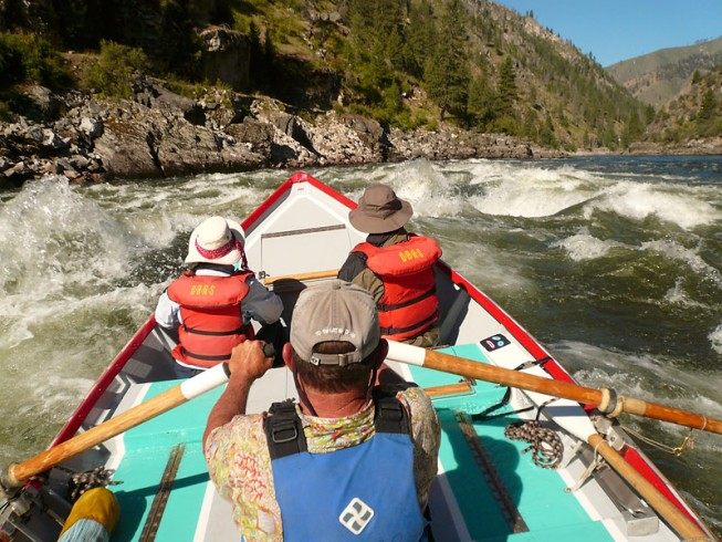 Where to find the best whitewater rafting 2015: Main Salmon River