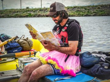 How to Dress Like a River Guide