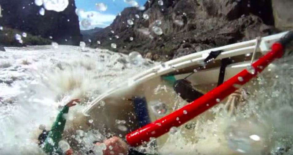 The 5 Best Whitewater Carnage Videos on the Internet