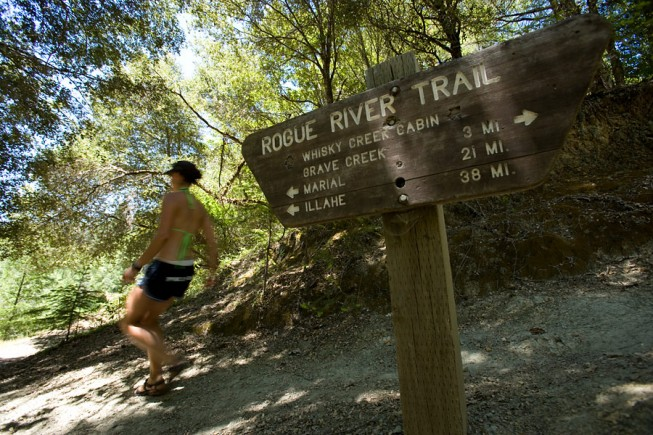 Rogue River Trail Hiking