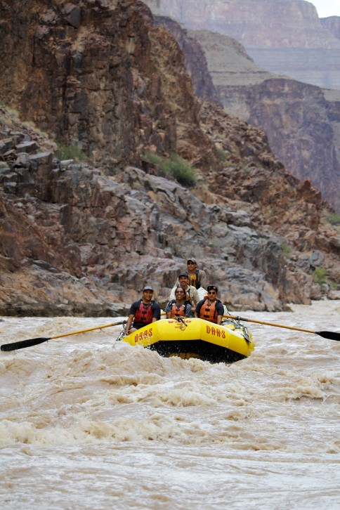 National Park Foundation Grand Canyon rafting trip | Photo: Stephanie Kuhar