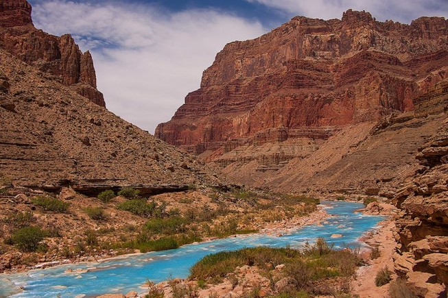Little Colorado River, Grand Canyon | Photo: Neil Rabinowitz