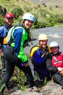 Whitewater Guide Schools