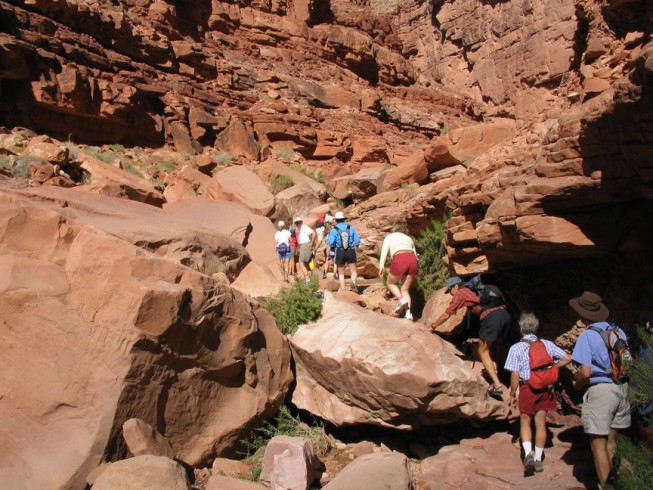 Best Grand Canyon River Hikes: North Canyon