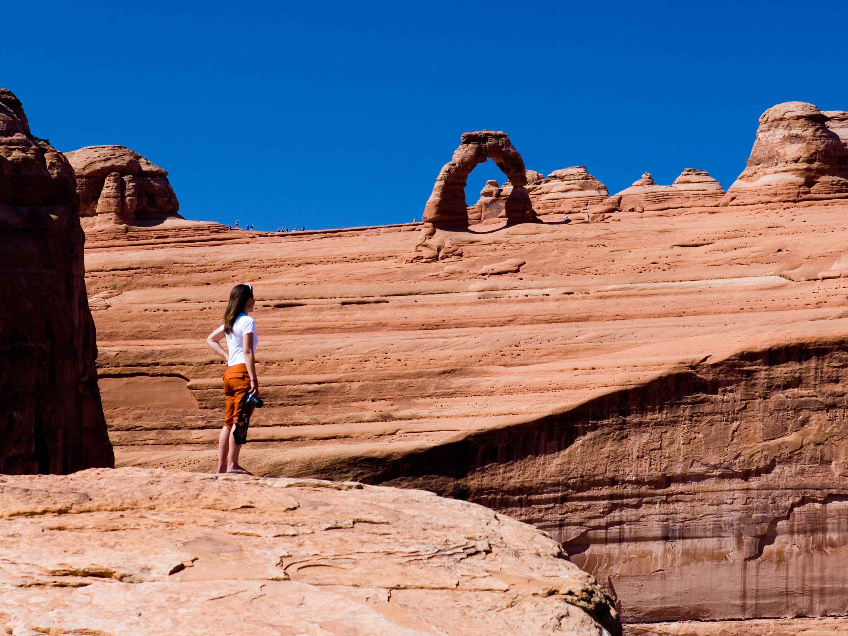 Half Day Arches National Park Guided Tour With Oars