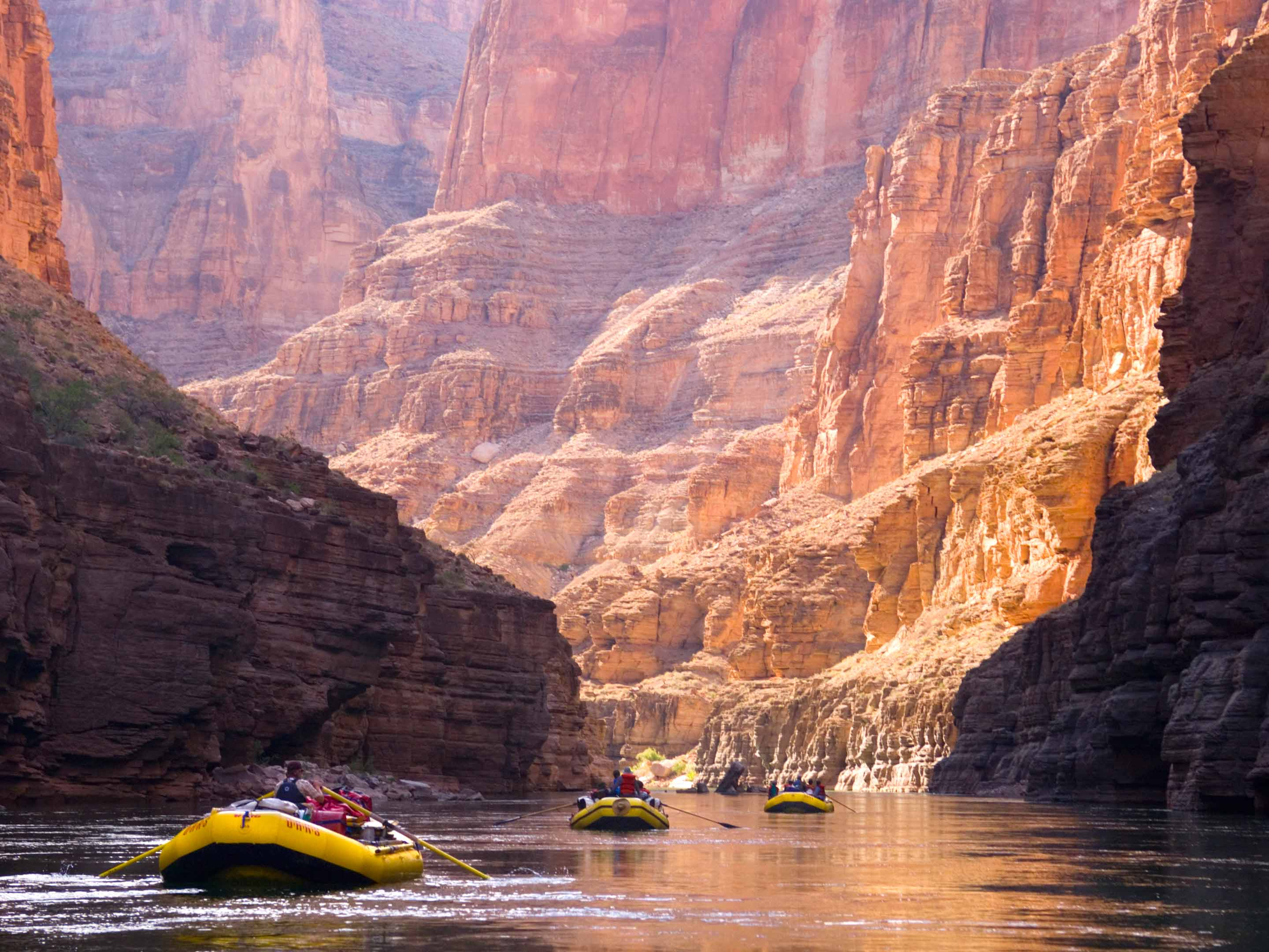 grand canyon river rafting videos